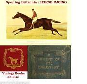Horse Racing Books