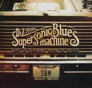 West Of Flushing,South Of Frisco von Supersonic Blues Machine (819873012528)