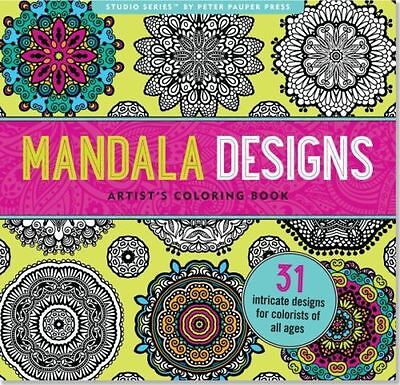 8 Calming And Fun Adult Coloring Books
