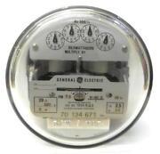 General Electric Meter
