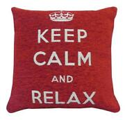 Red Cushion Covers