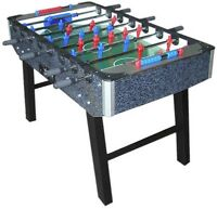 BILLIARD-TABLES.CA * FABI FOOSBALL TABLE - ITALY*