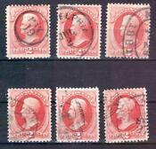 USA Used Stamps