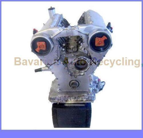 Bmw M3 Engine History: BMW 750iL Engine