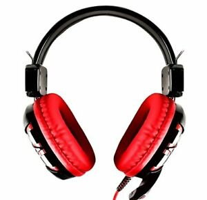 New Gaming Headset Over-Ear Headphones With Noise Cancelling Mic