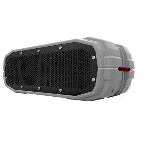 NEW Open Box BRAVEN BRV-X Wireless Bluetooth Speaker  -  Gra