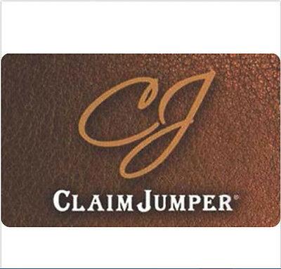 (Landry's) Claim Jumpers - $100 Good @ 500+Landry's owned Restaurants & Shops