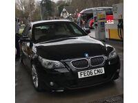 BMW 530d M SPORT DIESEL BLACK AUTOMATIC