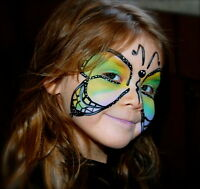 Face Painting by April