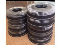 8 x 35mm Slide Carosels