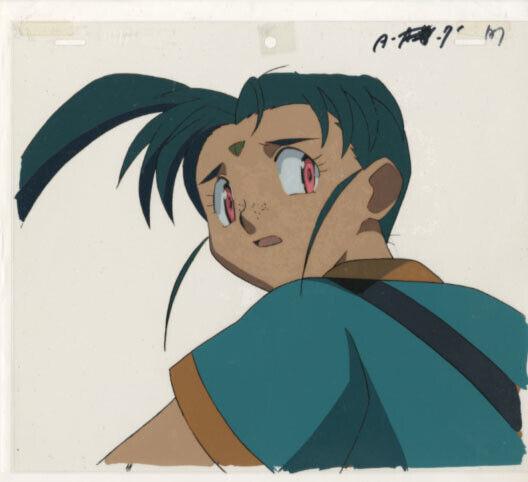 Anime Cel Tenchi #410