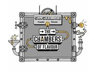 Chambers of Flavour - Dining experience