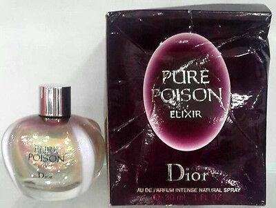 Christian Dior - Pure Poison Elixir Eau de Parfum 30ml Spray - New & Rare, usado segunda mano  Maspalomas
