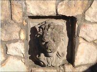 lion Head (x3) £10 each