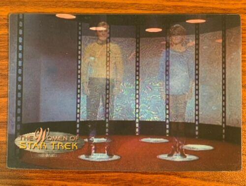 2000 Rittenhouse Women of Star Trek in Motion #26 Nurse Chapel Free Shipping