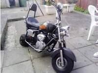 Mini Harley 50 cc Auto