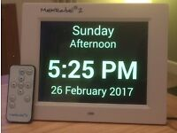 Memrabel 2 Digital Clock