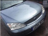 Ford Mondeo 1.8 Petrol Estate 12 months MOT, full history, 1.8 , low mileage £550