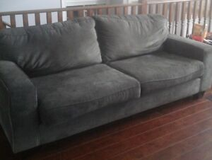 Couch set or single pieces 1 year old valued at over 2000.00