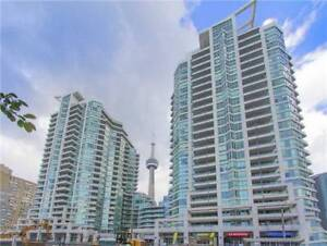 Over 900 Sq Ft, Sun Drenched South View 1+Den Luxury Suite!