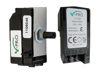 Varilight V Pro Trailing Edge LED Dimmer Switch Module 0W-120W MJP120 (Varilight V Pro Led Dimmer Switch Module)