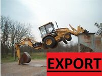 DIGGERS - DEAD OR ALIVE WANT£D FOR EXPORT! 07984 934934