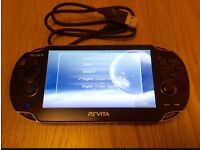 For sale psp vita 3g and wifi
