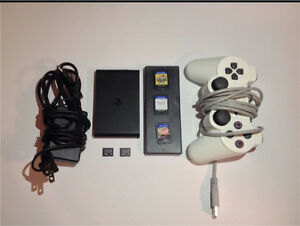 Playstation TV box with extras