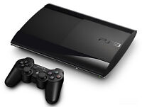 ps3 superslim 500GO