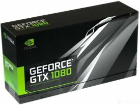 GTX 1080Ti 11GB Founders Edition, Excellent condition