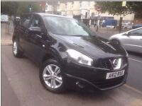 Nissan Qashqai, 1.5 Diesel, Black, 1 owner from new, FSH, Superb condition throughout, Long MOT