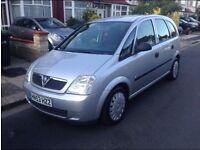 VAUXHALL MERIVA HPI clear 5 seater not zafira Vauxhall astra or vw opel