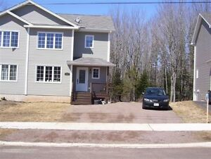Semi-detached, 4 Bedrooms, Dieppe new sub-division.