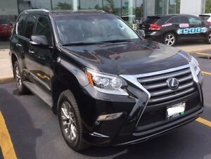 2016 Lexus GX 460 Executive Package