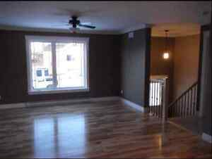 Beautiful Semi Detached / Duplex in Moncton for rent **AC**