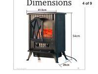 Fire Heater 1850w fire place