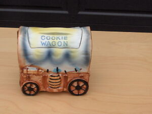 Vintage Fred Roberts Cookie Wagon