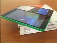 Nokia 535 green unlocked! Excellent condition, boxed