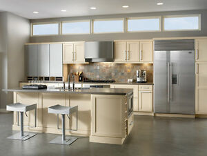 RE-FACING + KITCHENS AND ISLANDS AT WHOLESALE PRICES Oakville / Halton Region Toronto (GTA) image 2