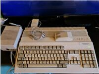 Amiga 500 plus rare model spares repair