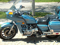 1983 Honda Goldwing GL1100