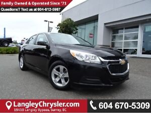 2016 Chevrolet Malibu Limited LT *ACCIDENT FREE * DEALER INSP...