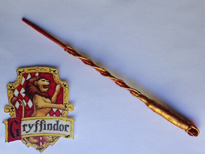 Gryffindor Hogwarts House Harry Potter Wand!