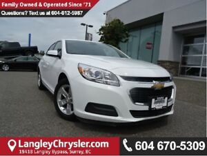 2016 Chevrolet Malibu Limited LT *ACCIDENT FREE*ONE OWNER*LOC...