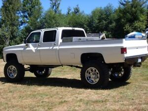 Looking For Any Chevrolet Or Gmc Crew Cab From 1973-1991
