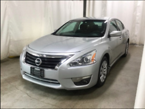 2015 Nissan Altima 2.5S - Only $13999