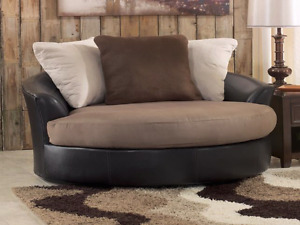 Round sofa chair for sale  !
