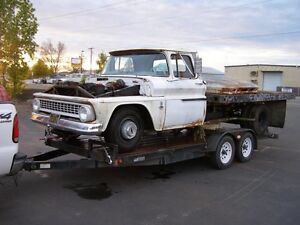 looking for a 1963 chev C30