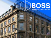Glasgow City Centre Office Space To Let (G1) | Serviced Offices For Rent Union Street