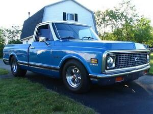Trade my C10 Short Box 350/350 For Older 4x4